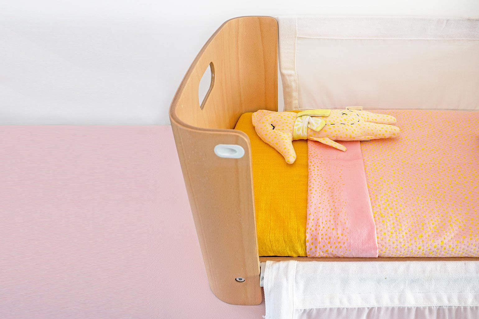 Bednest onmisbare co-sleeper